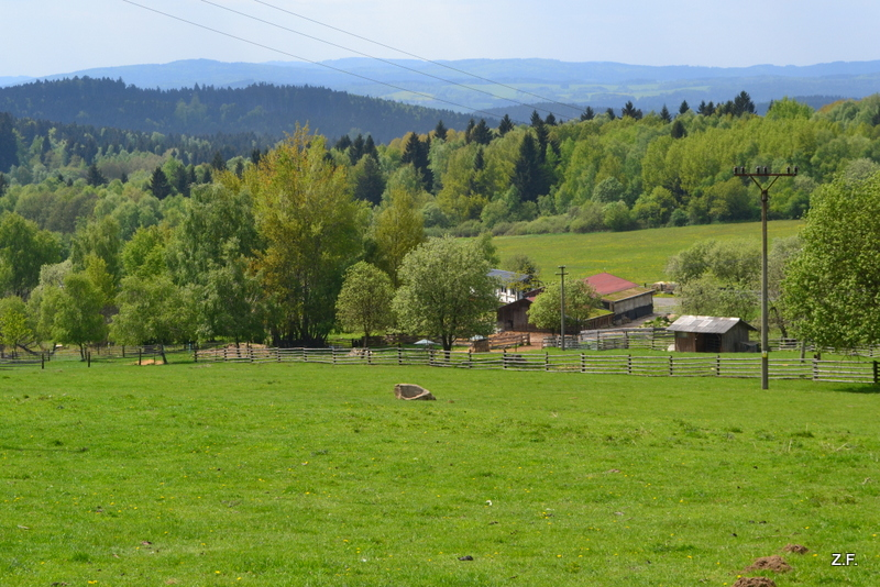 Farma Údolíčko